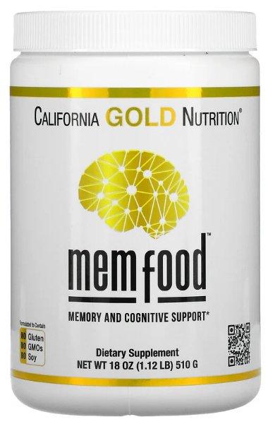 Добавка для улучшения памяти Mem Food